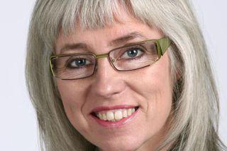 Ásgerður Halldórsdóttir, bæjarstjóri á Seltjarnarnesi.