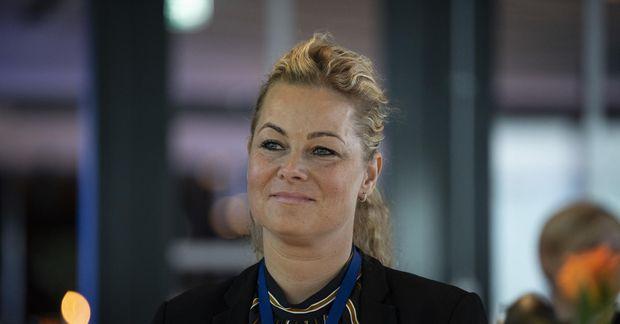 Aðalheiður Ósk Guðmundsdótttir, framkvæmdastjóri Vök Baths, flutti frá Reykjavík til Egilsstaða í janúar á þessu …