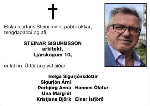 Steinar Sigurðsson