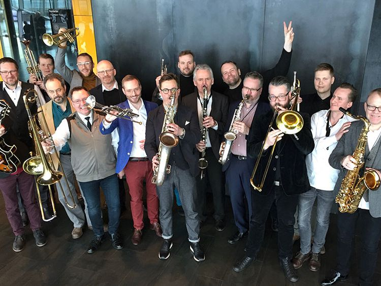 The Golden age of Swing - The Reykjavík Big Band