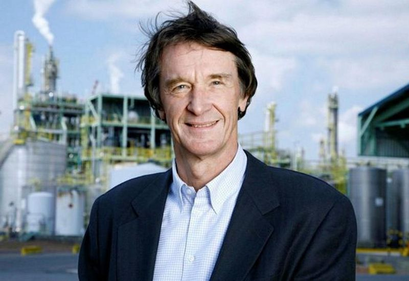 Jim Ratcliffe is Britan's richest man.