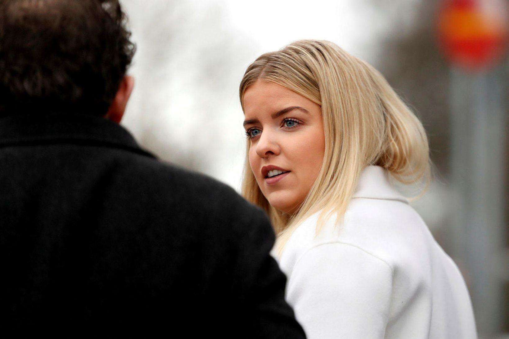 Áslaug Arna Sigurbjörnsdóttir dómsmálaráðherra vill tryggja að opinberir aðilar geti …