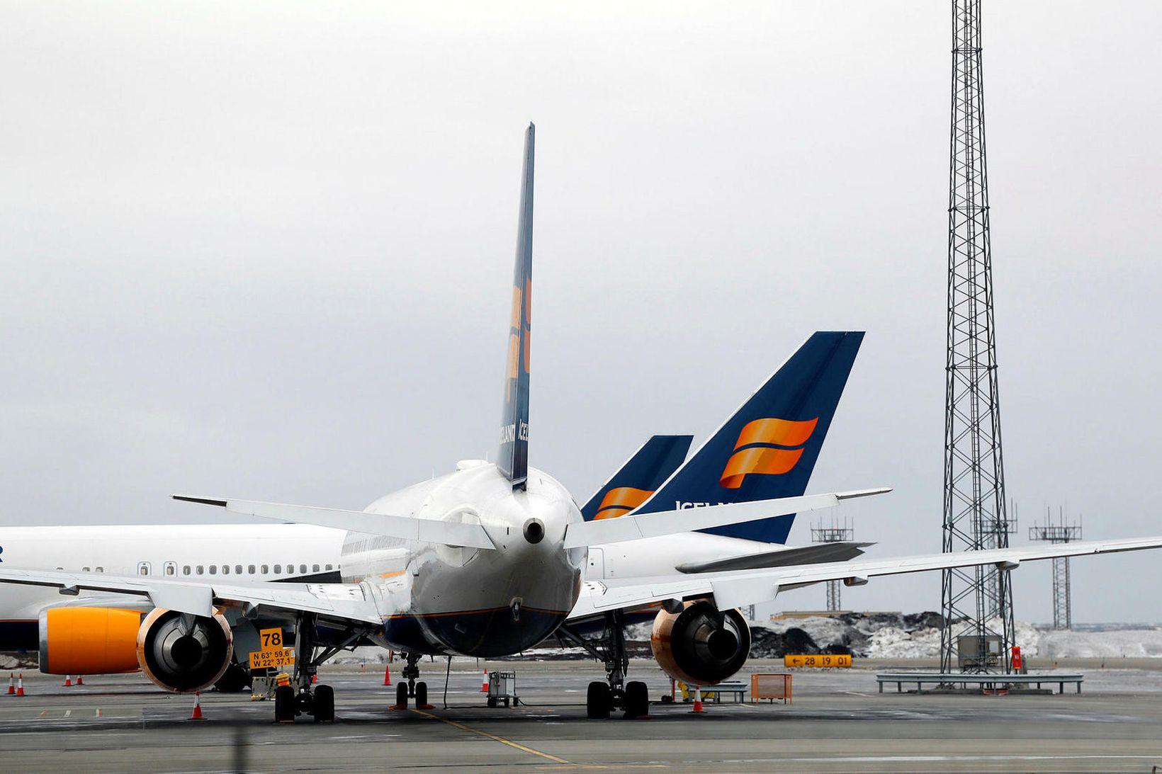 Icelandair Group hefur hækkað mest af fyrirtækjum í Kauphöll.