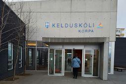 Kelduskóla Korpu verður lokað á næsta skólaári.