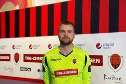 Ingvar Jónsson markmaður Víkinga.