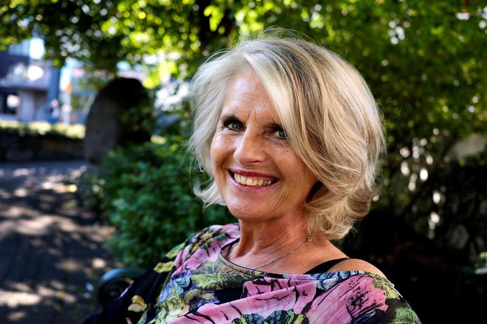 Edda Björgvins heldur örfyrirlestur í dag.
