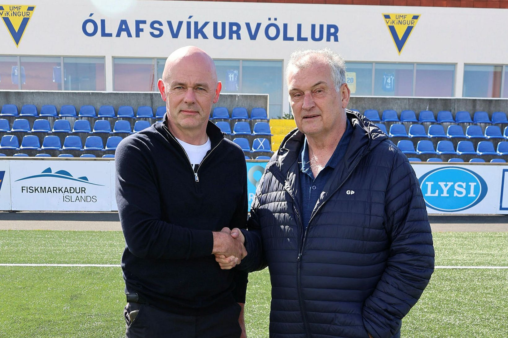 Guðjón Þórðarson og Víkingur í Ólafsvík eru aftur komin í …