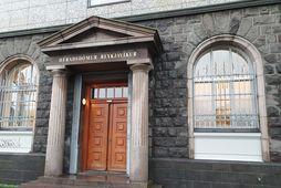 Málið var tekið fyrir í Héraðsdómi Reykjavíkur.