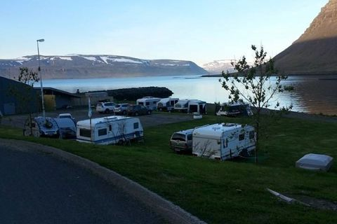 Bíldudalur Camping Ground