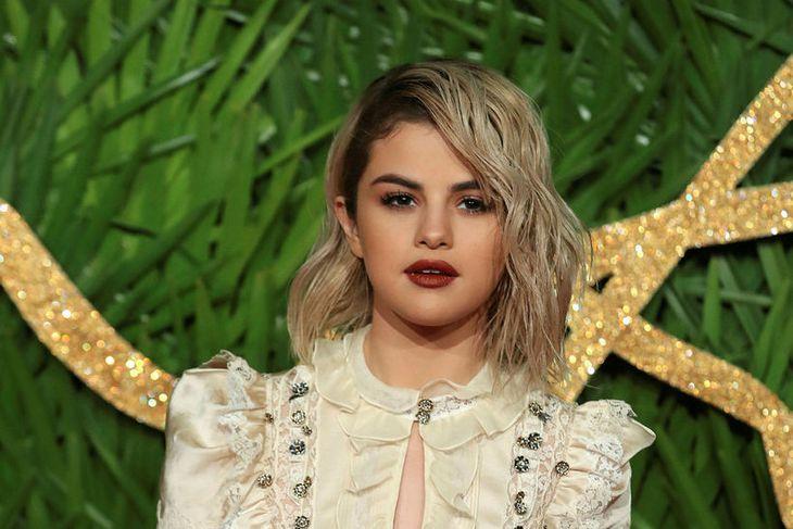 Selena Gomez leikur í nýjustu mynd Woody Allen.