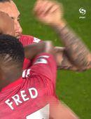 Tilþrifin: Bruno Fernandes hetja United