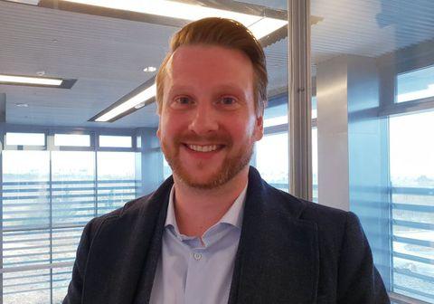 Björn Berg Gunnarsson, fræðslustjóri Íslandsbanka.