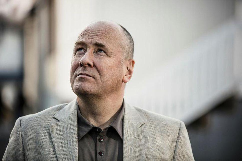 Arnaldur Indriðason rithöfundur.