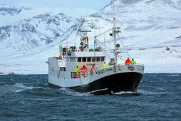Vegna áhrifa faraldursins verður útgerðum nú heimilt að flytja 25% af aflamarki milli fiskveiðiára.