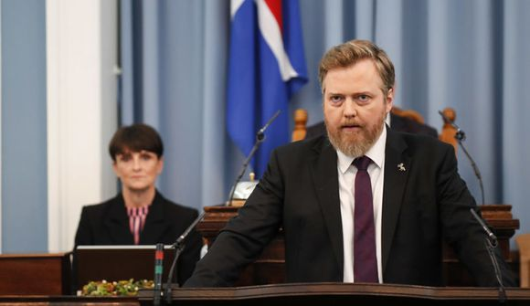 """Sagði Framsókn til í """"hvað sem er"""""""