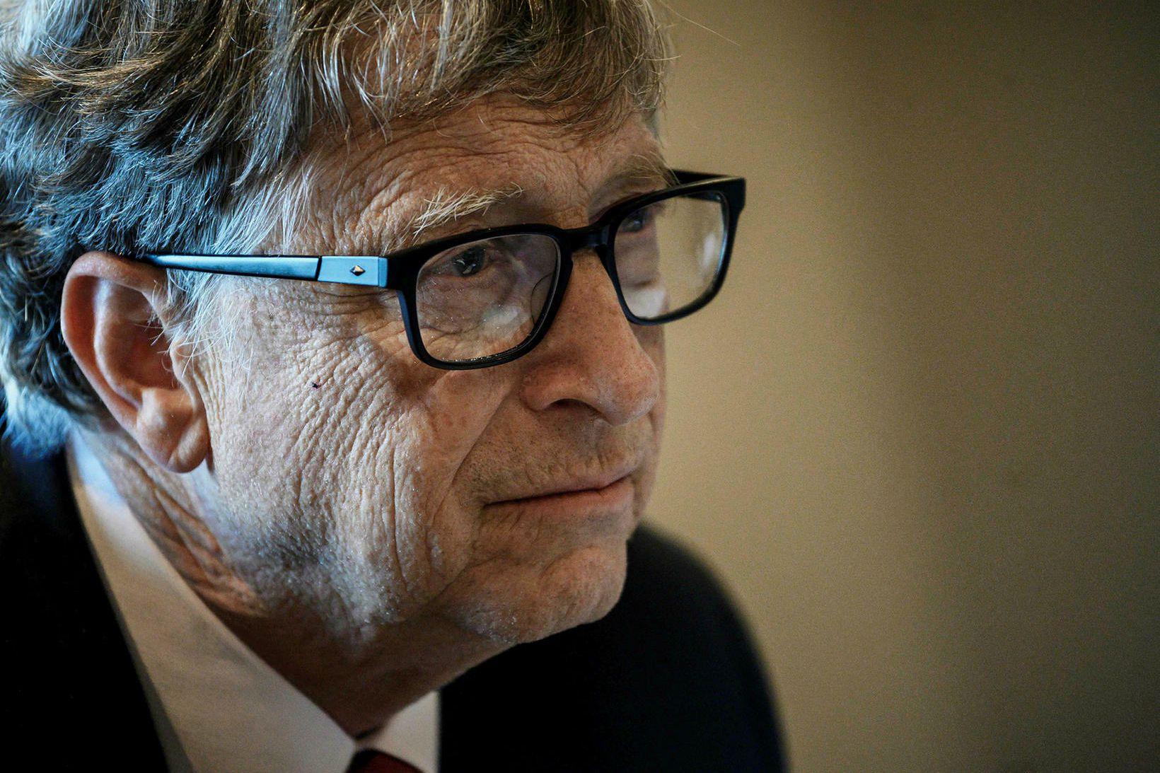 Bill Gates, stofnandi Microsoft, ætlar að segja sig úr stjórn …