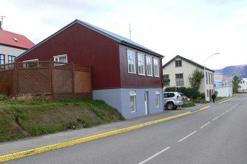 Guesthouse Fjarðargötu 10