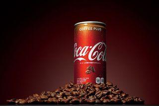 Kaffi og Coke er nú fáanlegt í einum drykk.