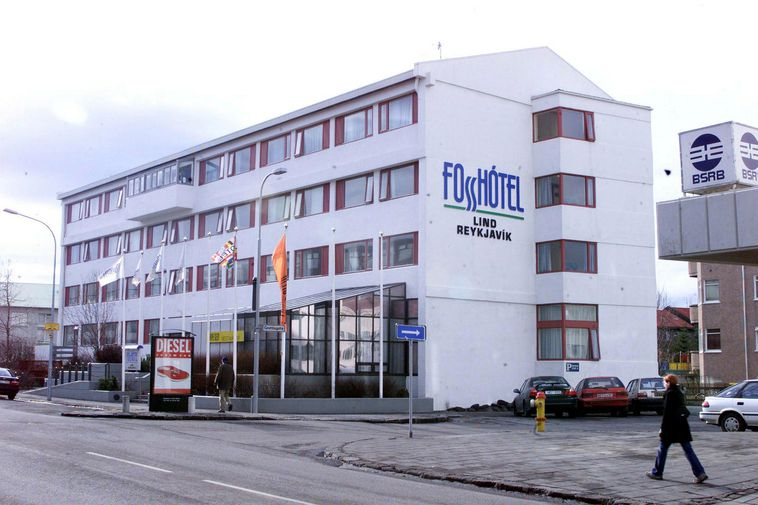 Fosshotel Lind, Reykjavík.