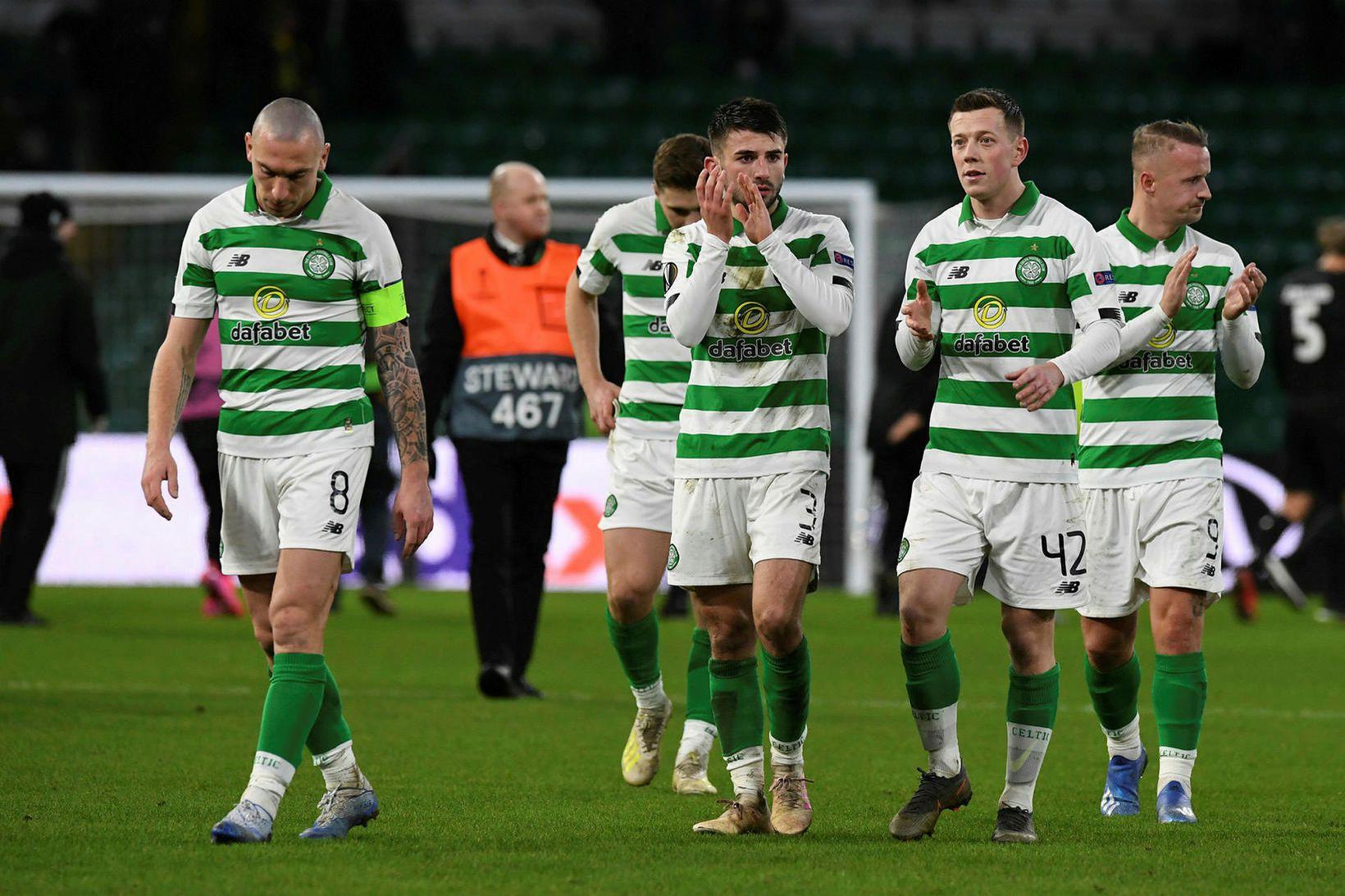 Celtic vinnur engan titil þetta árið.