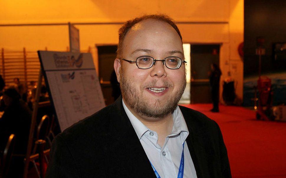 Ólafur Hannesson, framkvæmdastjóri Hafnarness