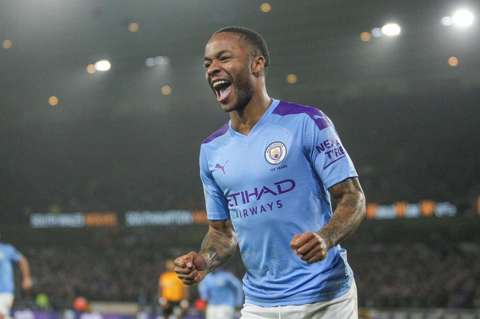 Raheem Sterling og félagar í Manchester City spila 17. júní.