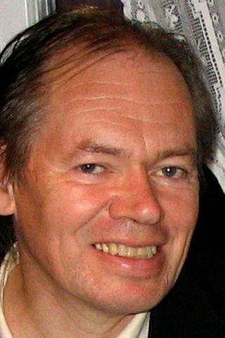 Jón Valur Jensson guðfræðingur.