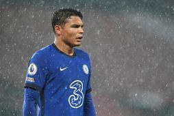 Thiago Silva hefur komið mjög vel inn í byrjunarlið Chelsea.