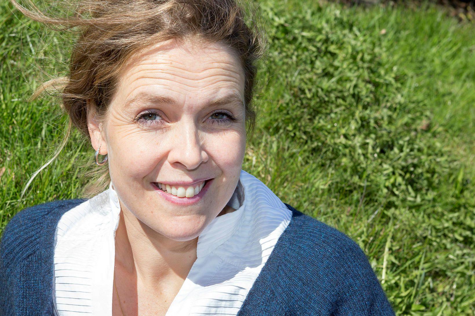 Eva María Jónsdóttir.