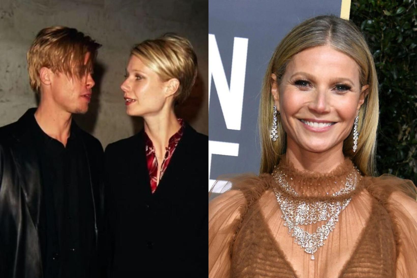 Gwyneth Paltrow sagði frá nokkrum mismunandi hárgreiðslum á Instagram-síðu sinni.