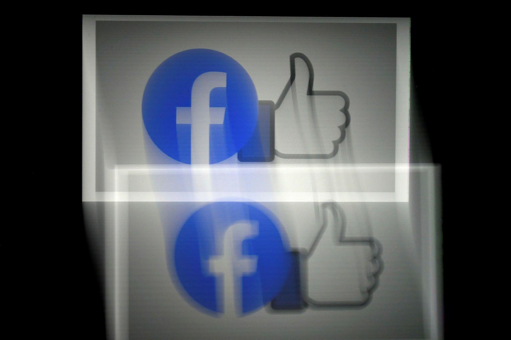 Facebook aflar langstærstum hluta tekna sinna með auglýsingasölu.