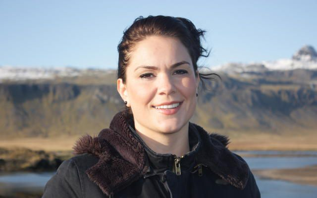 Hlédís Sveinsdóttir