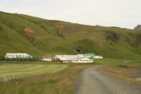 Nordur-Hvammur accommodation