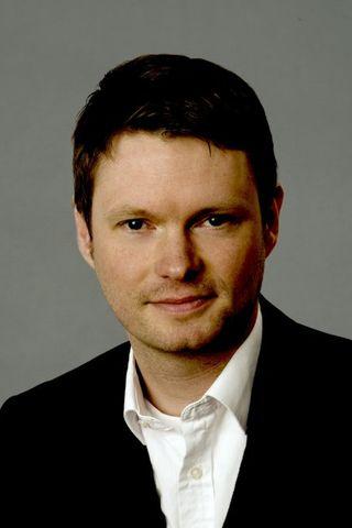 Magnús Árni Magnússon.
