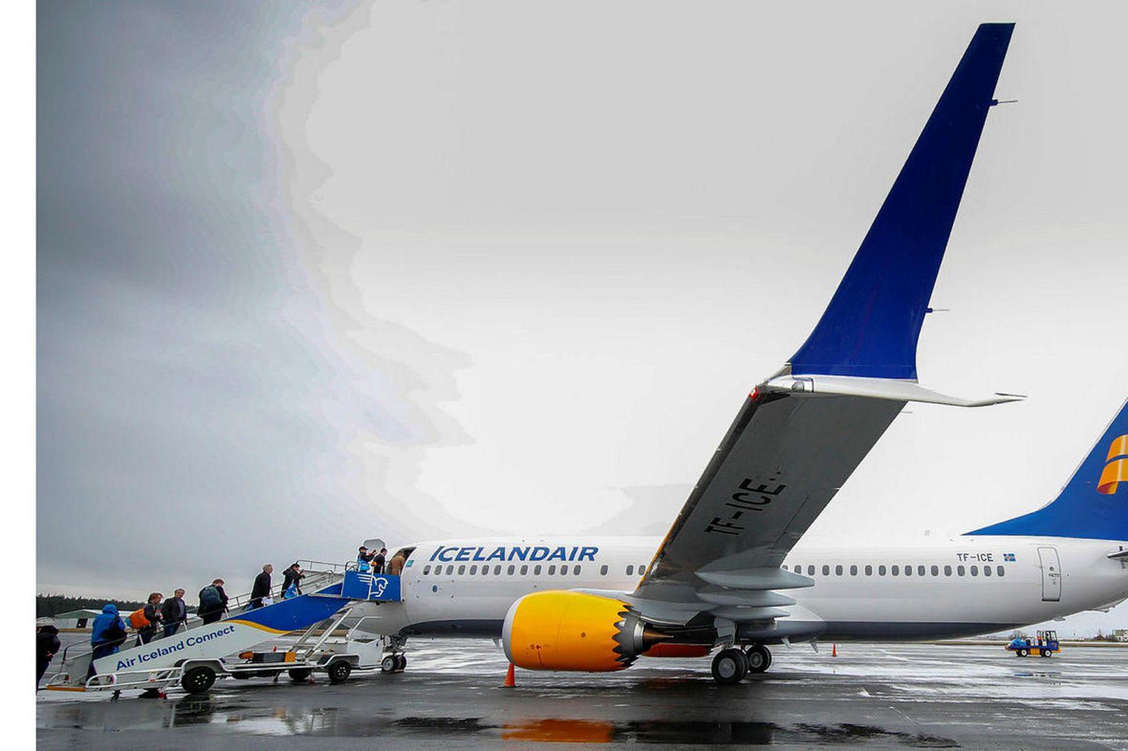 Icelandair hefur flug til Torontó í vikunni.