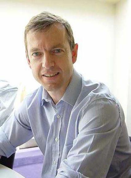 Daniel Gros, framkvæmdastjóri hugveitunnar Centre for European Policy Studies.
