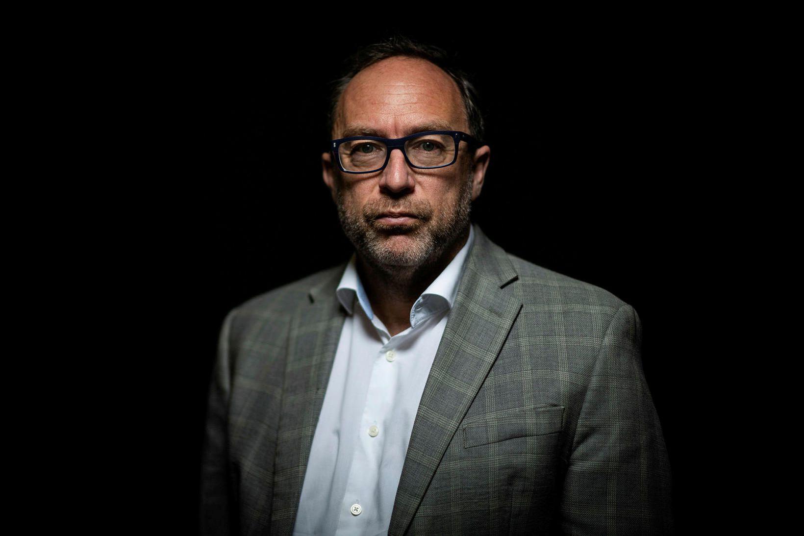 Jimmy Wales er, eins og svo margir aðrir, orðinn langþreyttur …