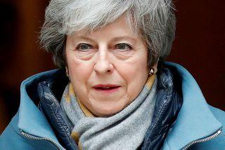 Theresa May, forsætisráðherra Bretlands, mun leggja Brexit-samninginn fyrir þingið í þriðja sinn eftir helgi.