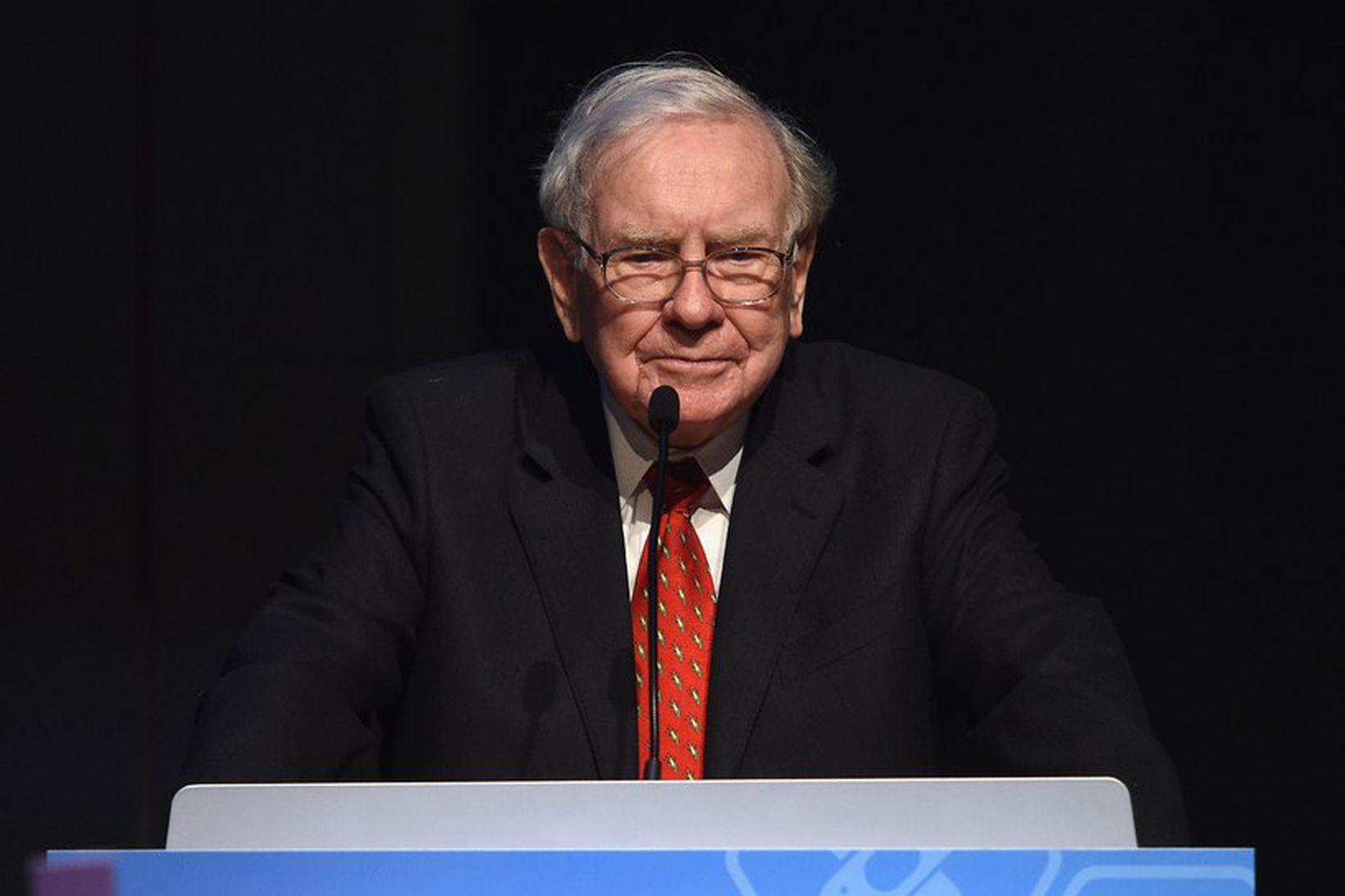Buffett segist dáðst að stjórnendum flugfélaga.