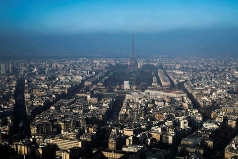 París árið 2016.