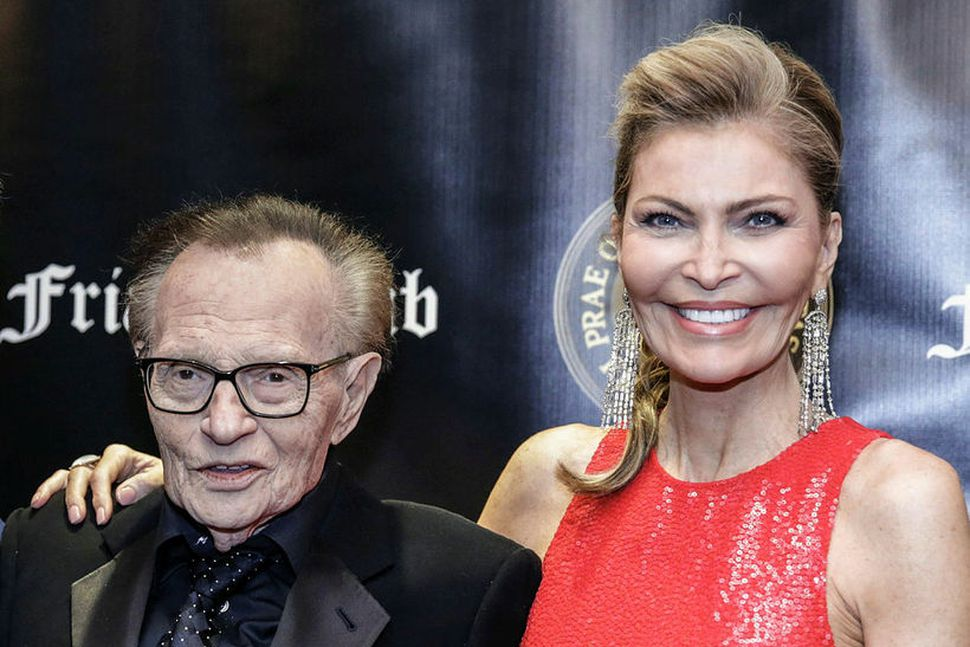 Larry King er 85 ára.