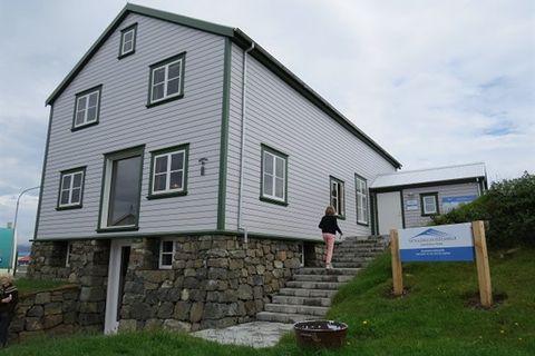 Gamlabúð Visitor Centre, Höfn