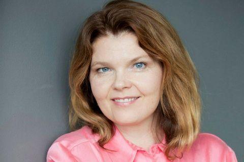 Jóna Valborg Árnadóttir á þrjú börn og skrifar barnabækur.