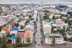 Veðurspáin á kjördag er ekki frábær, en þó skárri en búist var við.