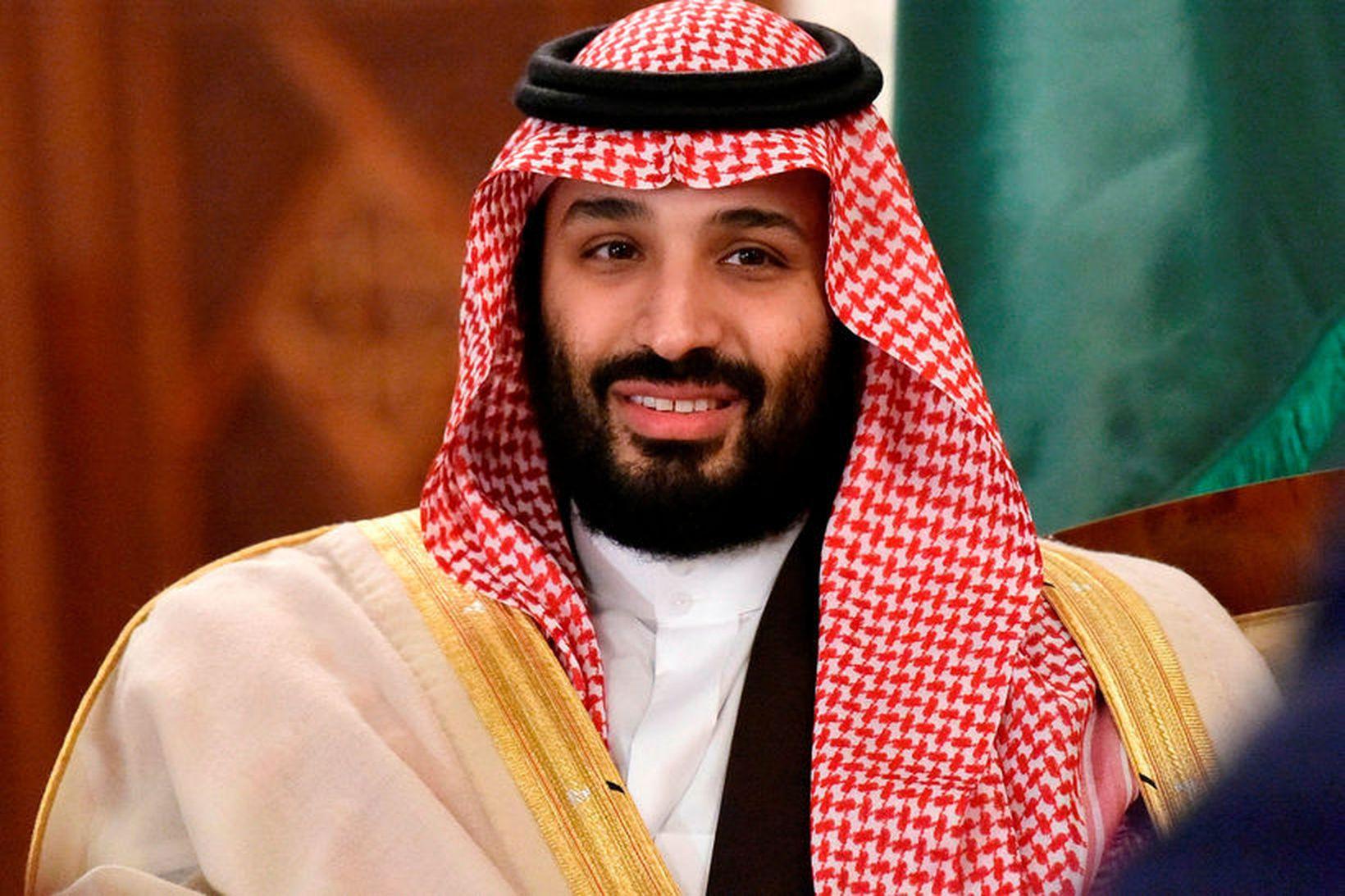 Mohammed bin Salman er borinn þungum sökum.