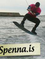 Spenna.is - Wake board