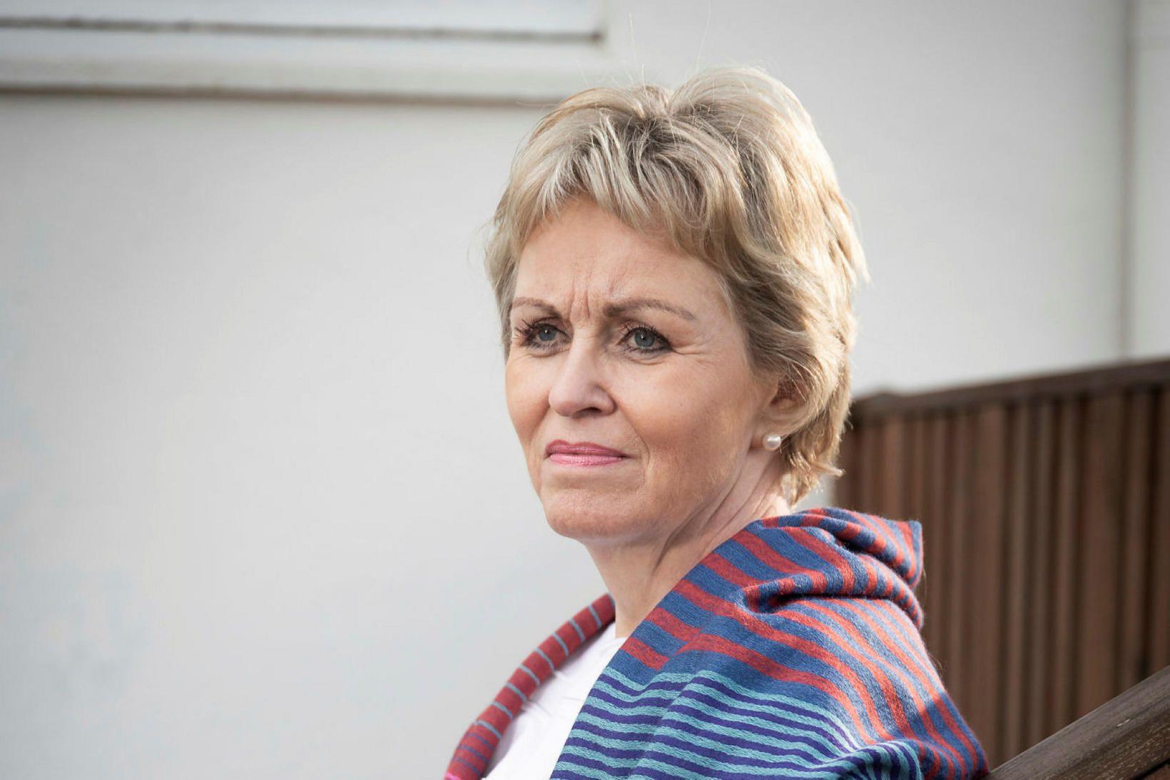 Sæunn Kjartansdóttir hefur skrifað bók um samband sitt við móður …