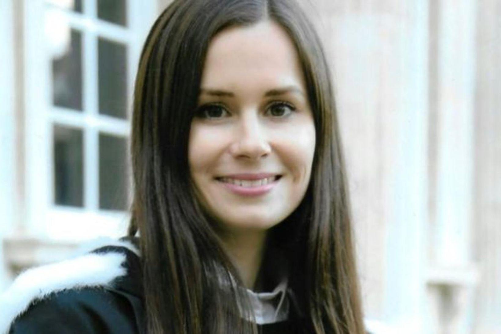 Kylie Moore-Gilbert.