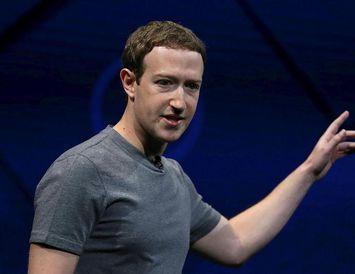 Mark Zuckerberg er iðulega í gráum stuttermabol.