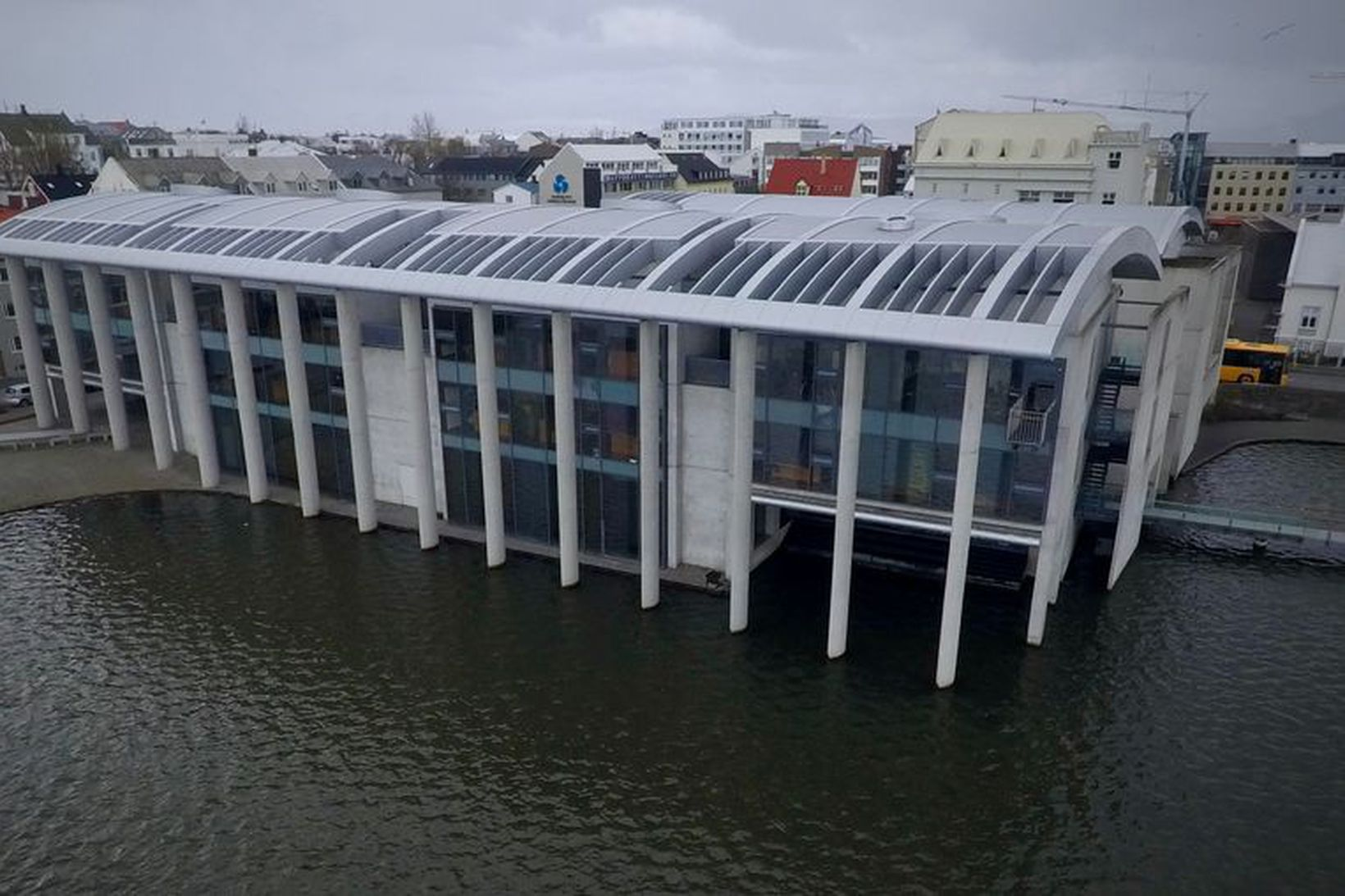 Smit hefur greinst hjá íbúa íbúðakjarna á vegum Reykjavíkurborgar.